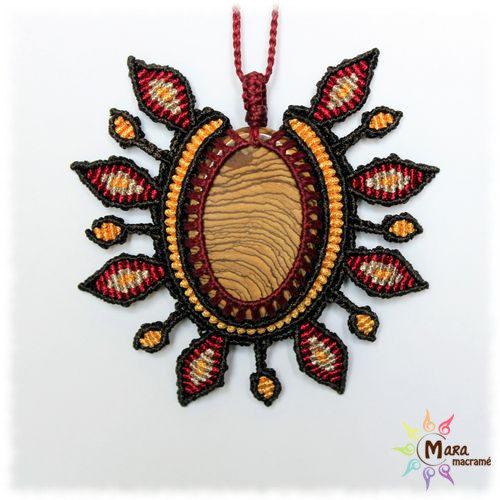 Mara-Macrame-Bijoux-Micro-Macrame-Pierres-Naturelles-Collier